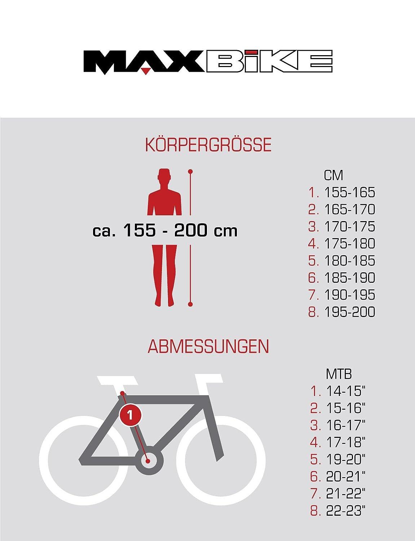 BIKE SPORT LIVE ACTIVE 29 Zoll Bikesport Thunder Herren Fahrrad MTB ...