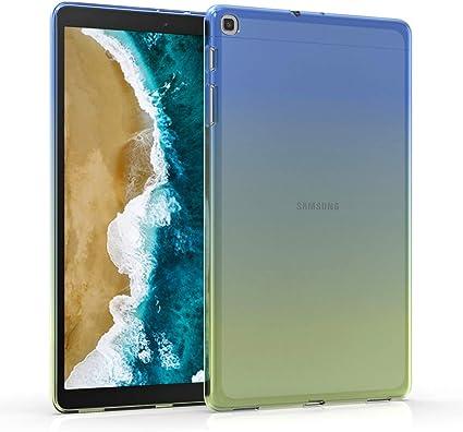 Kwmobile Hülle Kompatibel Mit Samsung Galaxy Tab A 10 1 Elektronik