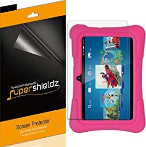 (3 Pack) Supershieldz for Dragon Touch Y88X Pro and Y88X Plus Kids Tablet (7 inch) Screen Protector, Anti Glare and Anti Fingerprint (Matte) Shield