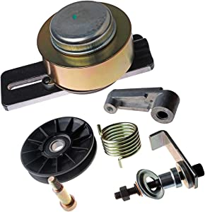 Solarhome Drive Belt Tensioner & Cooling Fan Pulley Tensioner Kit 6662997 for Bobcat 653 751 753 763 773 7753 S130 S150 S160 S175 S185 S205 T140 T180 T190
