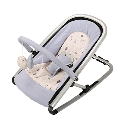 Admirable Amazon Com Xinjin Infant Rocking Chair Light And Easy Onthecornerstone Fun Painted Chair Ideas Images Onthecornerstoneorg