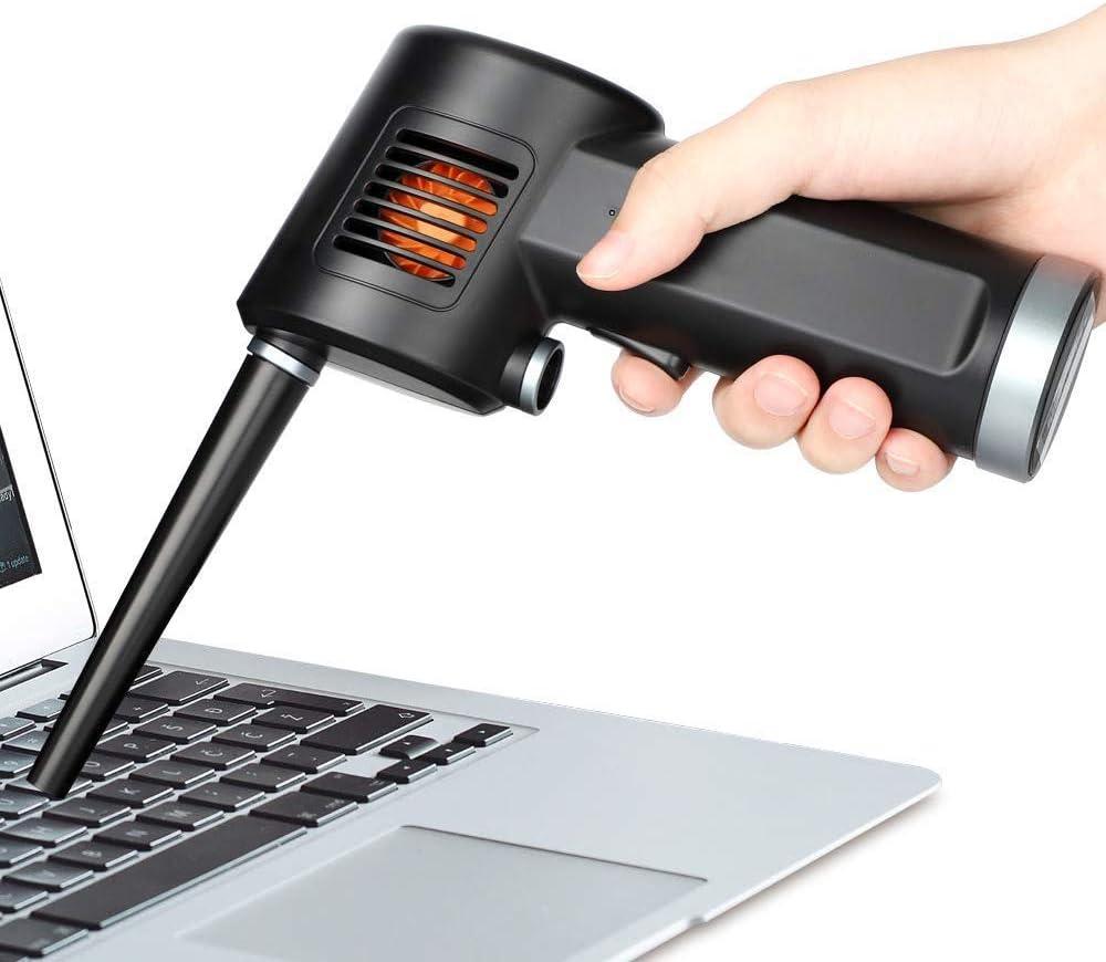 Duster Inalámbricos For La Computadora, Limpiador del Teclado USB ...