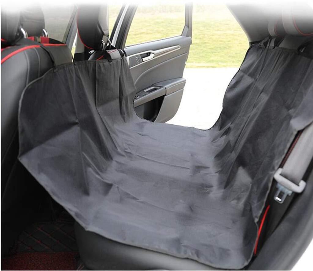 QRFDIAN Pet car mat dog car rear seat rear seat cushion dog pad car mat waterproof pet car seat cushion anti-skid pet car mat outdoor pad thick bite-resistant car dog pad