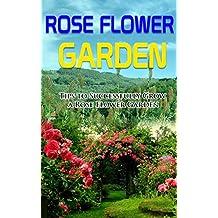 Rose Flower Garden: Tips to Successfully Grow a Rose Flower Garden
