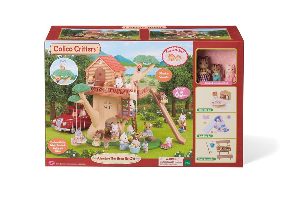 Calico Critters Adventure Treehouse Gift Set by Calico Critters (Image #2)
