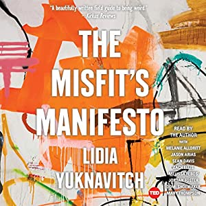 The Misfit's Manifesto Audiobook