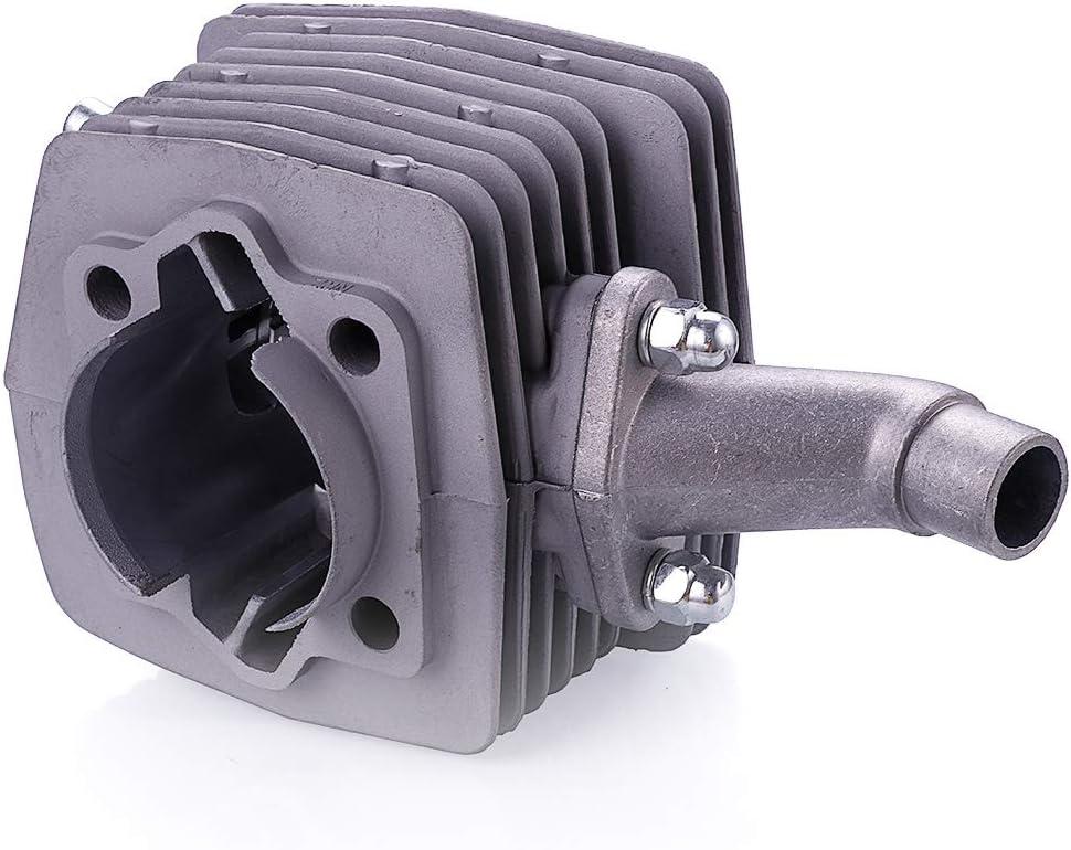 RUNMIND Engine Motor Cylinder Piston Pin Gasket Set Fit For 80cc Motorized Bicycle Bike Motor