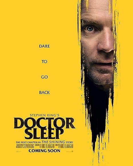 printdesign Doctor Sleep - Movie Poster Wall Decor Cartel de ...