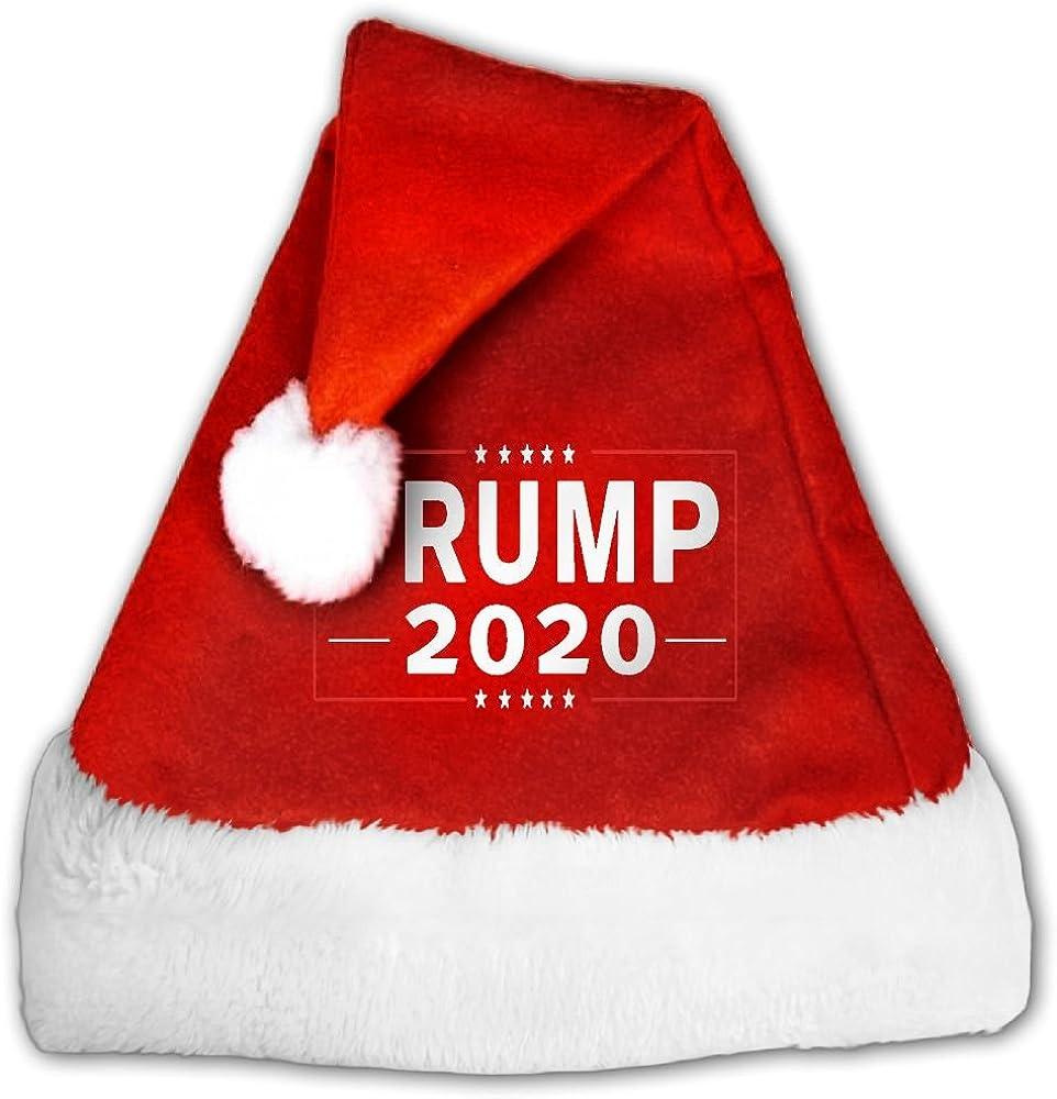 Amazon.com: Trump 2020 Christmas Hats White: Clothing