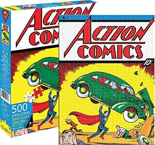 Aquarius Superman Puzzle (500 Piece) by Aquarius