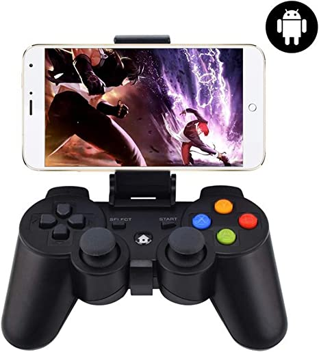 LXWM Bluetooth Android Gamepad Control móvil inalámbrico para ...