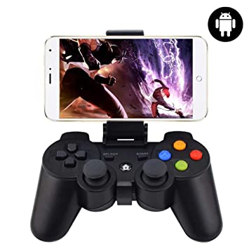 Amazon com: LXWM Bluetooth Android Gamepad Wireless Mobile