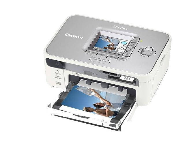 Canon SELPHY CP750 Impresora de Foto Pintar por sublimación ...