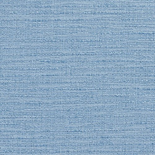 A0180Q Sky Blue Textured Woven Upholstery Fabric By The Yard