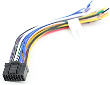 Amazon.com: Xtenzi Car Radio Wire Harness Compatible with Pioneer CD DVD  Navigation In-Dash - XT91015: AutomotiveAmazon.com