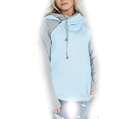 f74effbca2a47 Image Unavailable. Image not available for. Color  Double Hood Hoodies ...
