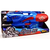 Super Soaker Blaster Beach Toys - Wishtime BN17015 Double Nozzles Pump Summer Water Pistol Squirt Gun  with 23 Feet Shooting Distance 40 Ounce Capacity Outdoor Toys for Adults Kids Up 3+ Years Old