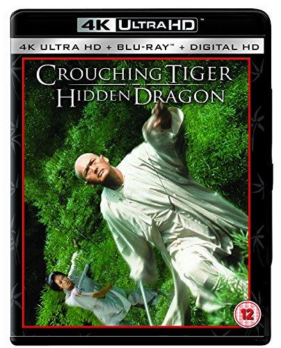 Crouching Tiger Hidden Dragon - 15th Anniversary [4K UHD + Blu-ray]