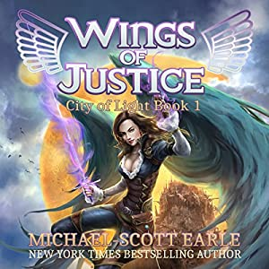 Wings of Justice Audiobook