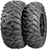 ITP TerraCross R/T Mud Terrain ATV Tire 25x10R12