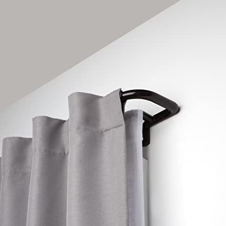 Nice Umbra Twilight Double Curtain Rod Set U2013 Wrap Around Design Is Ideal For  Blackout Curtains Or