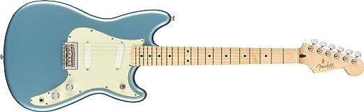 Fender Duo Sonic - Maple Fingerboard - Tidepool