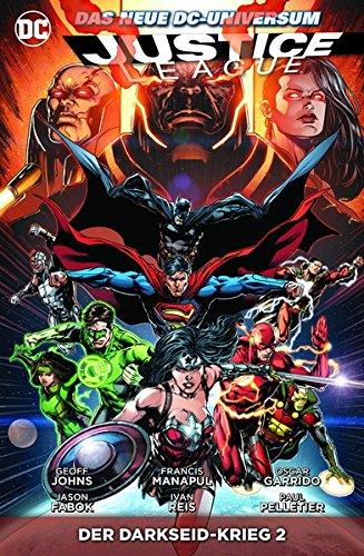 Justice League: Bd. 11: Der Darkseid-Krieg 2