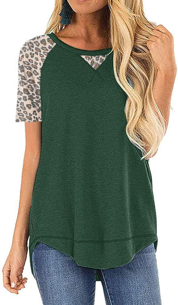 SAUKOLE Womens V Neck Long Sleeve Wrap Shirts Casual High Low Tunic Tops