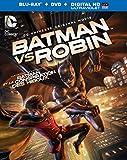 Batman vs. Robin [Blu-ray + Digital Copy] (Bilingual)