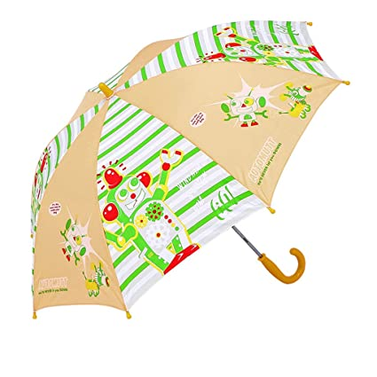 QI FANG BUSINE Paraguas Plegables Paraguas para Niños Paraguas para Bebés Paraguas para Niños con Mango
