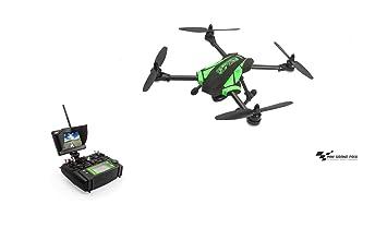 DRON GRAVIT FPV Xtreme-80 RTF 2.4Ghz.: Amazon.es: Juguetes ...
