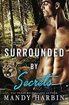 Surrounded By Secrets (Woods Family Series Book 4) by [Harbin, Mandy]