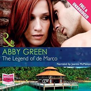 The Legend of De Marco Audiobook