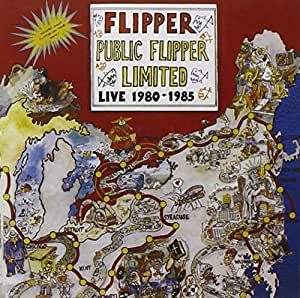 Public Flipper Limited: Live 1980-1985