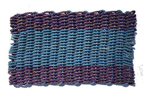 100% Recycled Lobster Rope Mat- The Bowdoin
