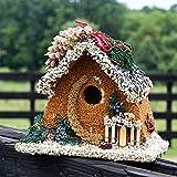 Jackson & Perkins Birdseed Chalet – Bird Seed House, Bird Seed Gift
