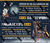 2015 2016 Hoops NBA Basketball Series Factory Sealed Retail Box of 24 Packs with One Autographed Card Per