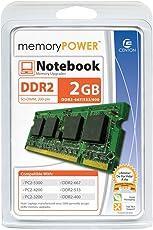 Centon 2GB667LT 2GB PC2-5300 667MHz DDR2 SODIMM Memory