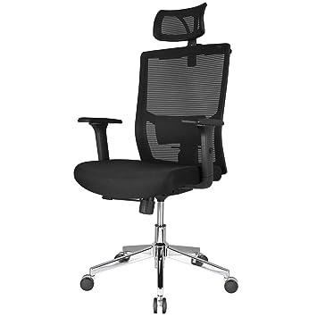 Fixkit Chaise Bureau Ergonomique Chaise Patron Rotation A 360