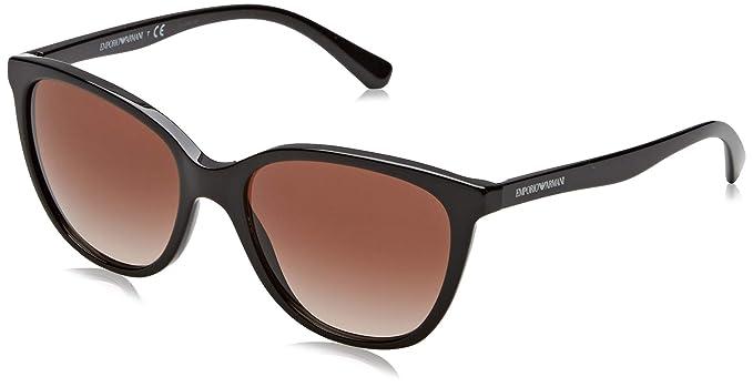 Emporio Armani 0ea4110 500113 55 Gafas de sol, Black, Mujer ...