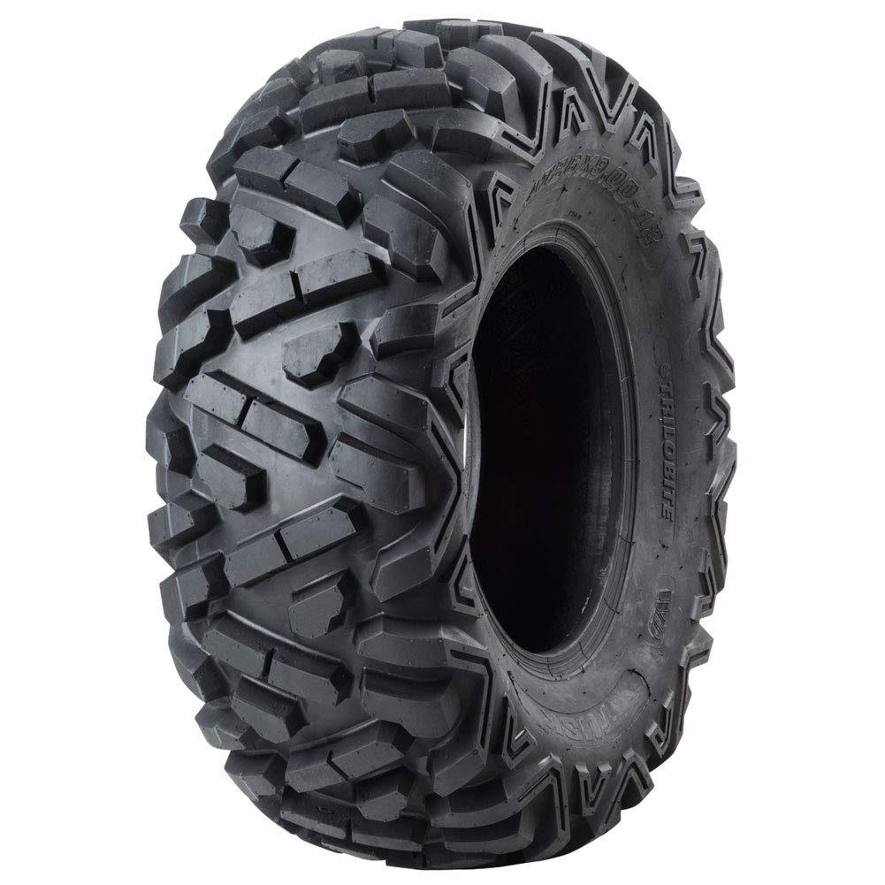 Tusk TriloBite Tire 25x10-12 - Fits: Arctic Cat Mudpro 1000 2011-2017