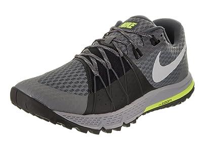 Nike Herren Fingertrap Max Amp Trekking  Wanderstiefel Grau/Schwarz