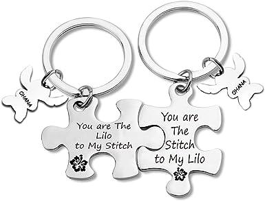 Stitch Keychain  best friend gifts