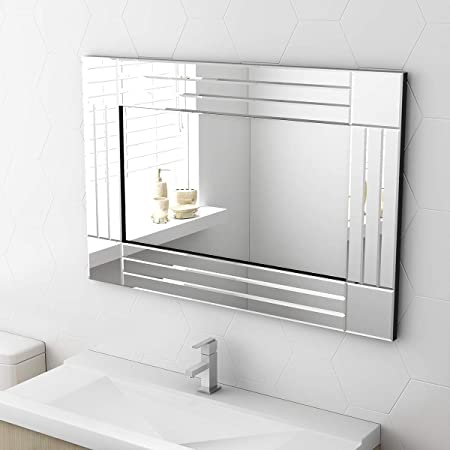 Remarkable Paldin Wall Hung Mirrors Modern Wall Hung Bathroom Mirrors Download Free Architecture Designs Embacsunscenecom
