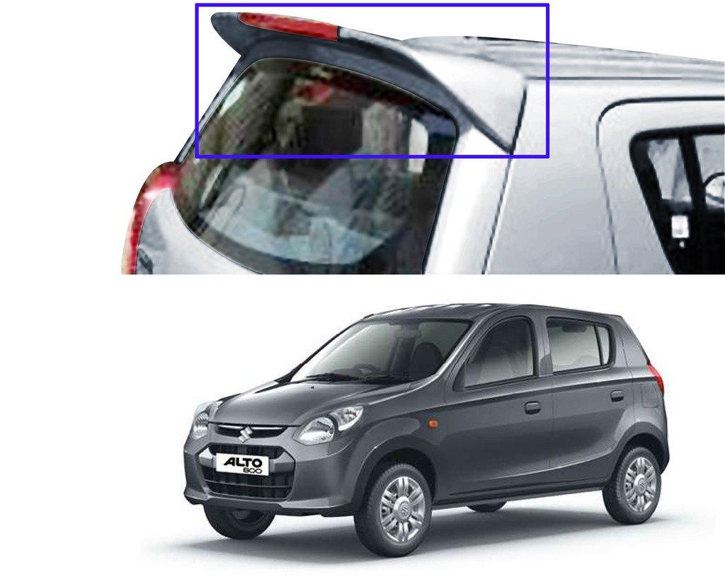 Autopearl O E Type Car Spoiler For Maruti Suzuki Alto 800 Amazon In