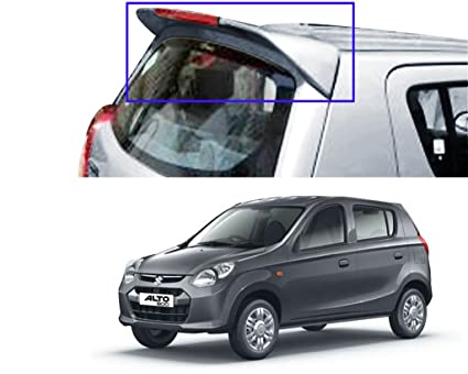 Autopearl Oe Type Car Spoiler For Maruti Suzuki Alto 800 Amazonin