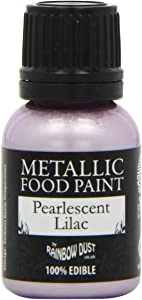 Lilac Food Paint