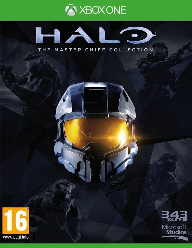 Microsoft Halo: The Master Chief Collection, Xbox One vídeo - Juego (Xbox One, Xbox One, FPS (Disparos en primera persona), Modo multijugador, M (Maduro))