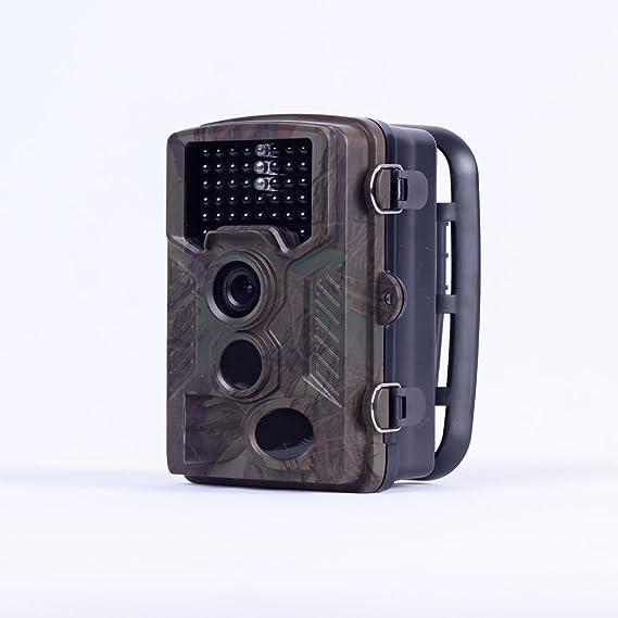 Cámara De Caza De Reconocimiento De A 16MP 1080P Impermeable Con Para La Vigilancia De La Vida Silvestre, Con Rango De Detección De Movimiento De 120 ...