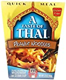 Taste Of Thai Noodle Qck Meal Peanut Review
